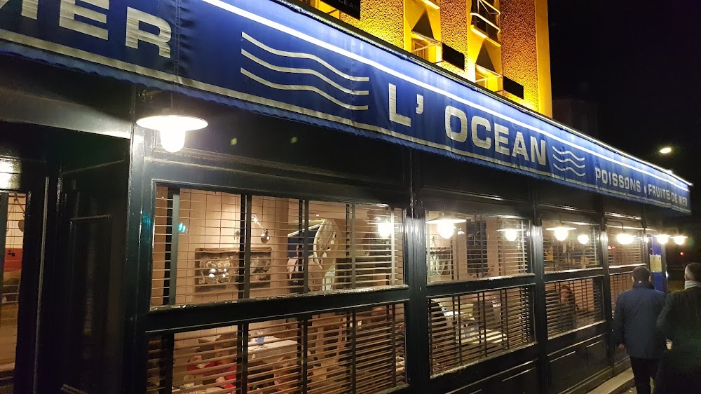 photo du resaurant L'Océan