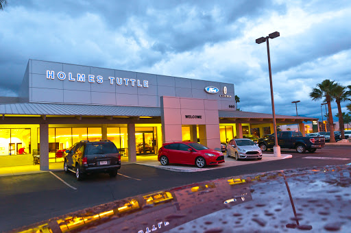 Ford Dealer «Holmes Tuttle Ford Auto Mall Tucson», reviews and photos, 660 W Auto Mall Dr, Tucson, AZ 85705, USA
