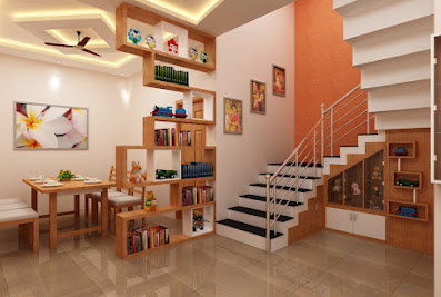 Doubles interior designsThiruvananthapuram