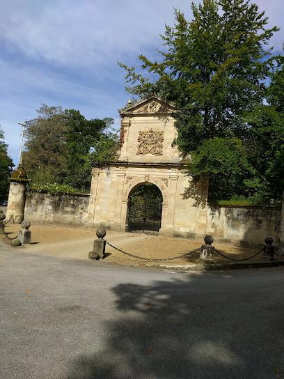 San Miguel Historic Garden Bridge