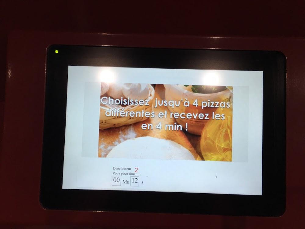 photo du resaurant Distributeur de pizzas