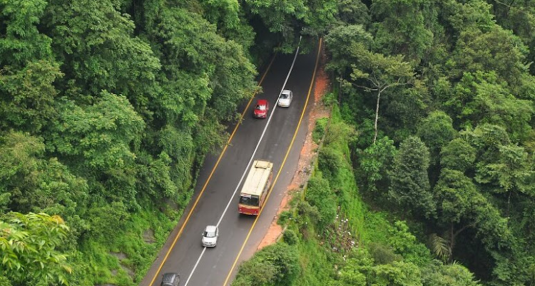 Wayanad Ghat Section
