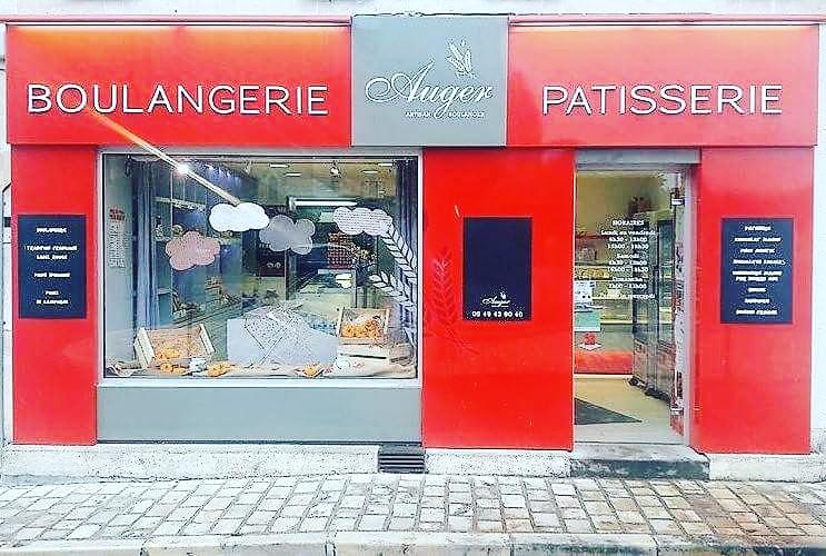 Boulangerie pâtisserie  Auger Rouillé