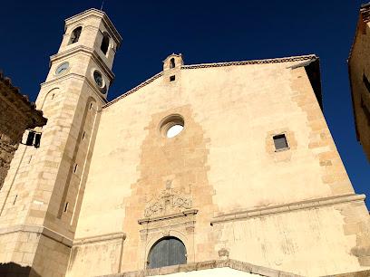 Church of Santa Maria Magdalena, Villafranca del Cid
