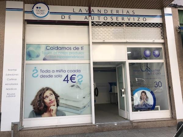 Lavanderia Autoservicio Open Wash Ourense