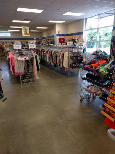 Goodwill Store and Donation Center, E., 195 Commonwealth Dr, Wytheville, VA 24382, Thrift Store