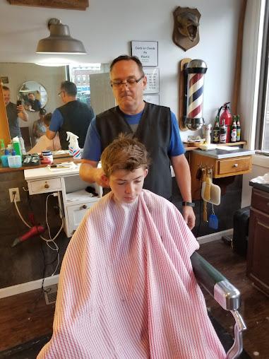 Dick's Barber Shop