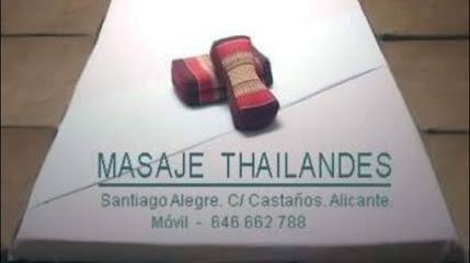 imagen de masajista Santiago Masaje tailandés