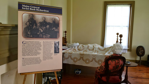 History Museum «Pry House Field Hospital Museum», reviews and photos, 18906 Shepherdstown Pike, Keedysville, MD 21756, USA