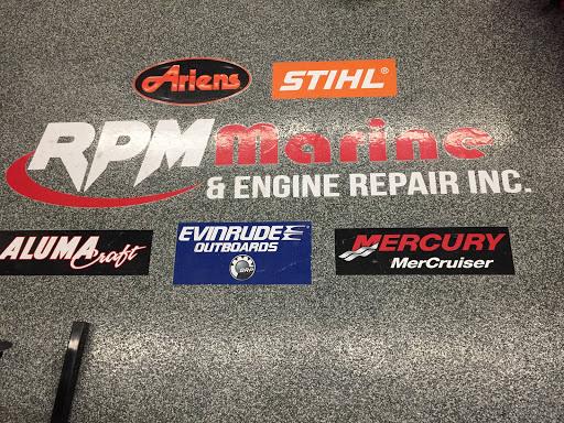 Marina RPM Marine & Engine Repair à Campbellton (NB)   CanaGuide