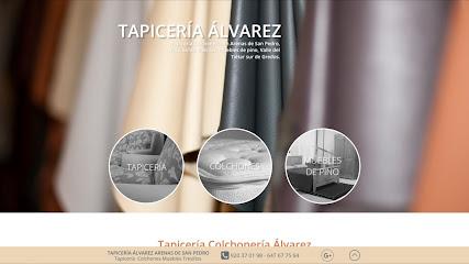 Tapicería Colchonería Álvarez