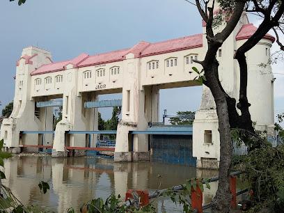 Jagir Dam Wonokromo