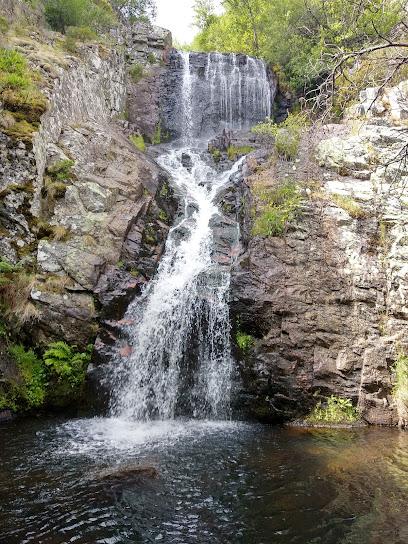 Cascada de la Agualta