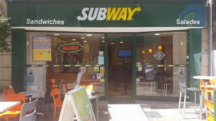 photo du restaurant Subway