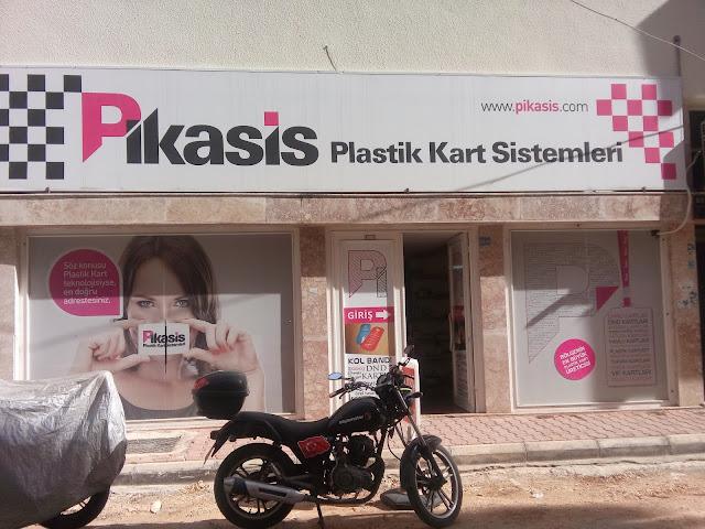 Pikasis Plastik Kart Sistemleri