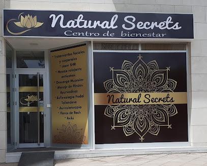 imagen de masajista Masajes Natural Secrets