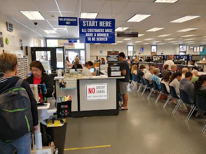 Los Gatos DMV