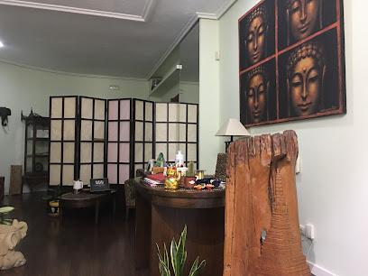 imagen de masajista La Capilla Thai