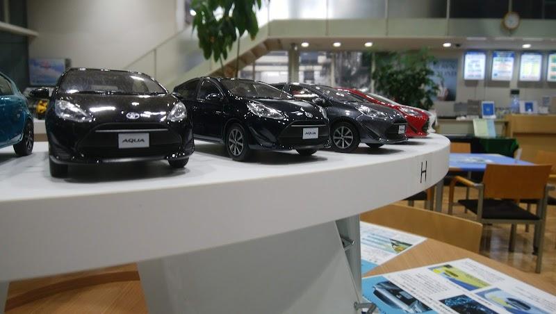 トヨタモビリティ東京 U-Car三鷹店