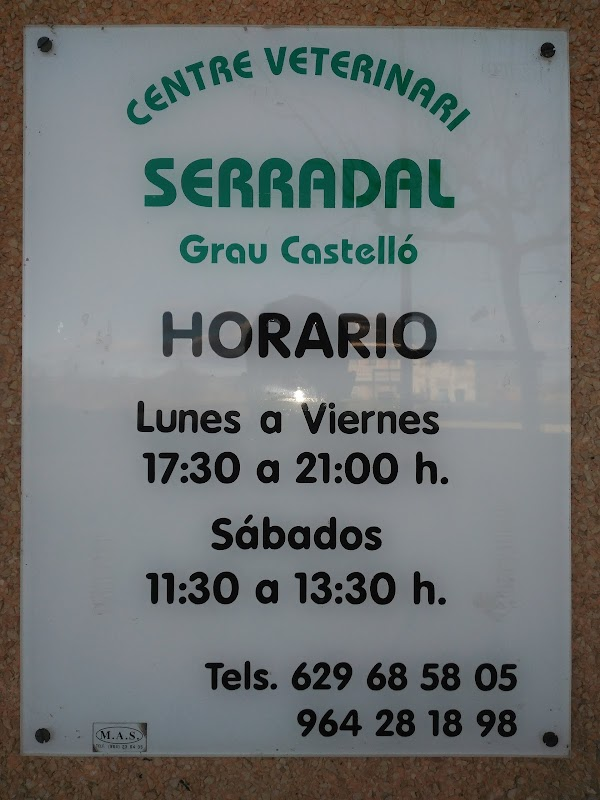 Centre Veterinari Serradal