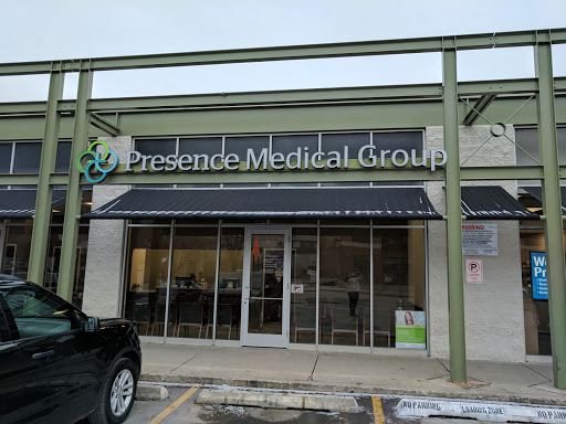 AMITA Health Medical Group Internal Medicine Chicago, 1658 N. Milwaukee Ave. in Chicago, Illinois