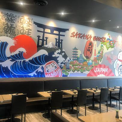 Sakana House Japanese Restaurant