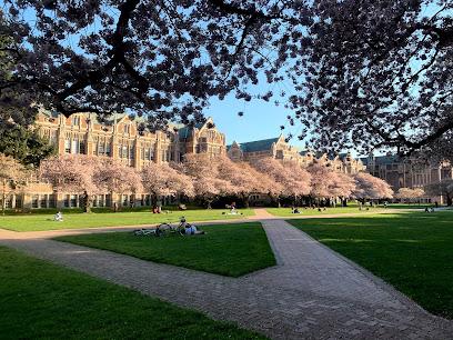 The Quad - University of Washington