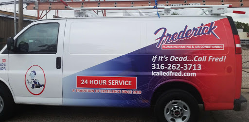 Frederick Plumbing, Heating & Air Conditioning in Wichita, Kansas