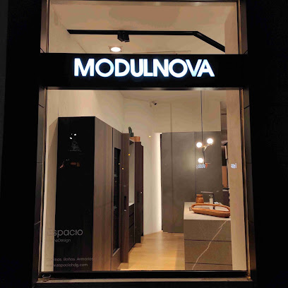 Espacio Modulnova- Diseño de Cocinas de lujo