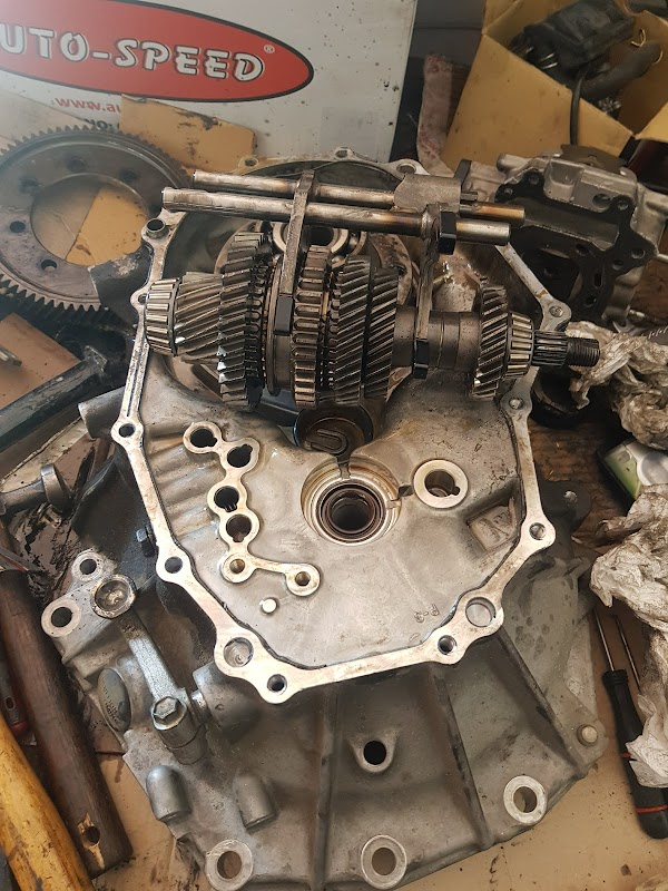 Bermejales Motor