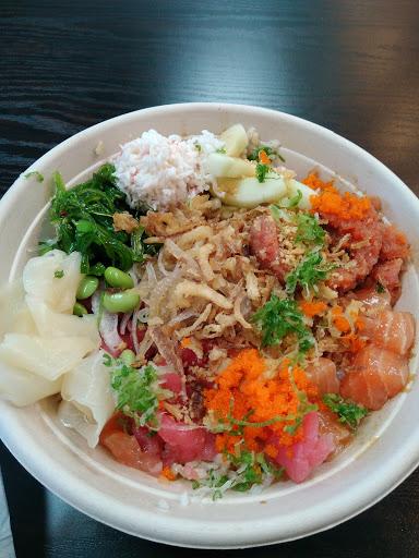 Asakuma Sushi Poke