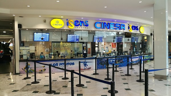 Cinesa Diagonal 3D