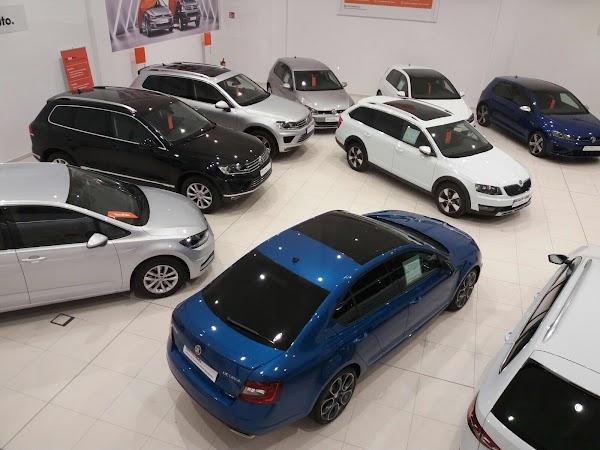 Das WeltAuto Huesca - Automóviles Cabrero