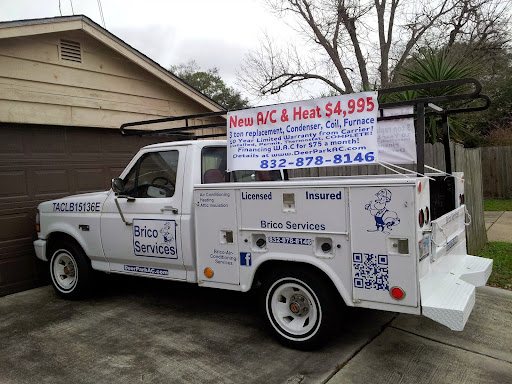 Brico Air Conditioning Repair Services LLC, 2214 Luella Ave, Deer Park, TX 77536, Heating Contractor