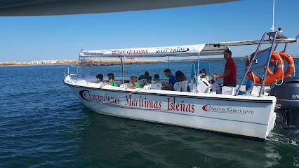Excursiones Marítimas Isleñas - Paseos en barco y pesca deportiva
