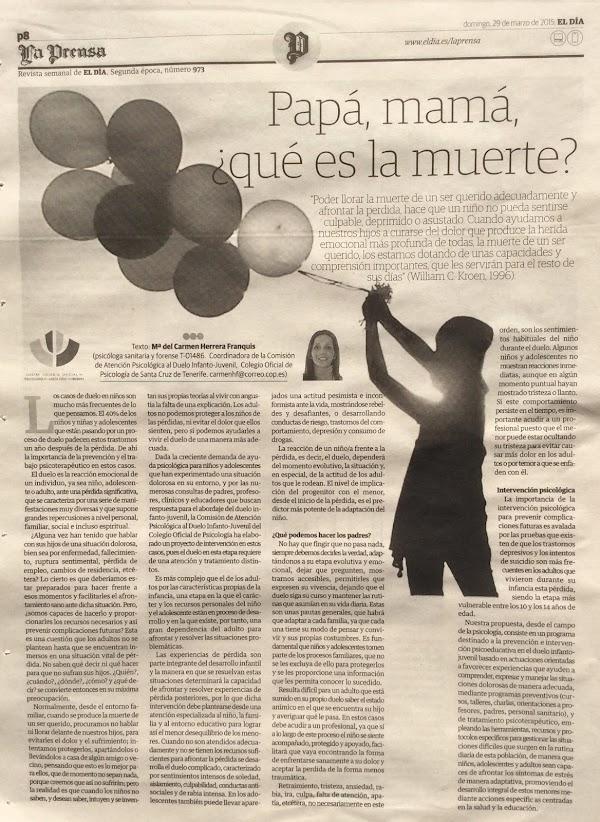 Carmen Herrera Franquis Centro Psicológico De Canarias - CePsiCan Psicologo Santa Cruz De Tenerife