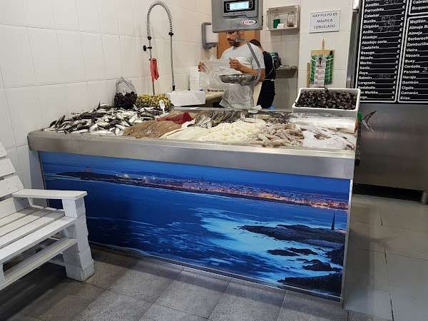 Peixes e Mariscos Do Noso Mar