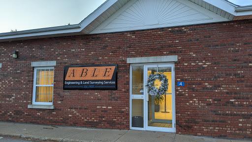 Ingénieurs de structure ABLE Engineering Services Inc. à Kentville (NS) | LiveWay