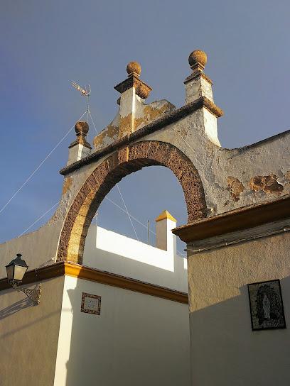 Callejón del Arco (XVIII century)