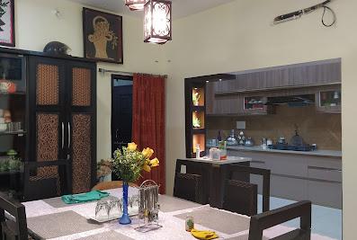 INTERIOS modular kitchenRaipur