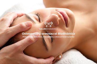 imagen de masajista Salud Biodinámica