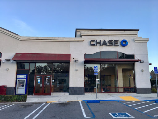 Chase Bank, 2510 W El Camino Real, Ste 1, Mountain View, CA 94040, Bank