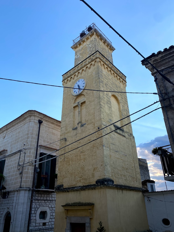 Torre Civica dellOrologio
