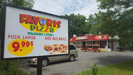 Favoris Pizza