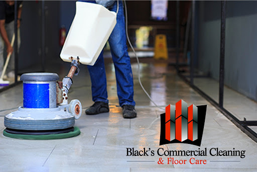 Cleaning service Black's Commercial Cleaning and Floor Care in ON K7K 5Z4 () | LiveWay