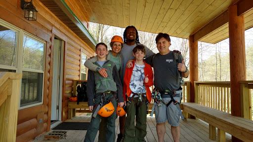 Tourist Attraction «High Rock Adventures - Hocking Hills Ecotours», reviews and photos, 10108 Opossum Hollow Rd, Rockbridge, OH 43149, USA