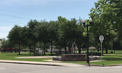 Railroad Depot Plaza