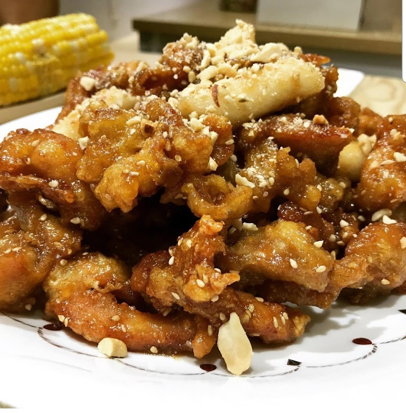 3番街鶏カンジョン