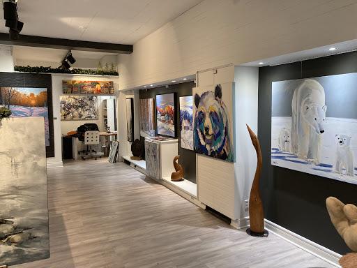 Gallerie d'Art Galerie 806 - Galerie Cooper Wilson à Mont-Tremblant (QC) | CanaGuide