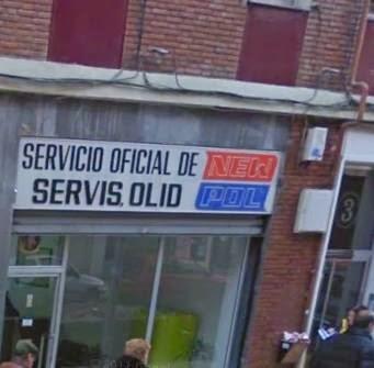 Servis Olid